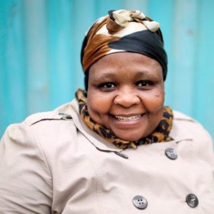 Mama Rosie founder of Baphumelele