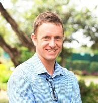 Timo Lehmann Woodland Star School principal