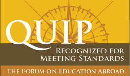 Quip recognition logo